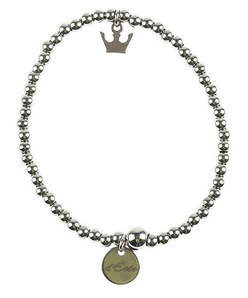 Bracelet d Este 7913 argento