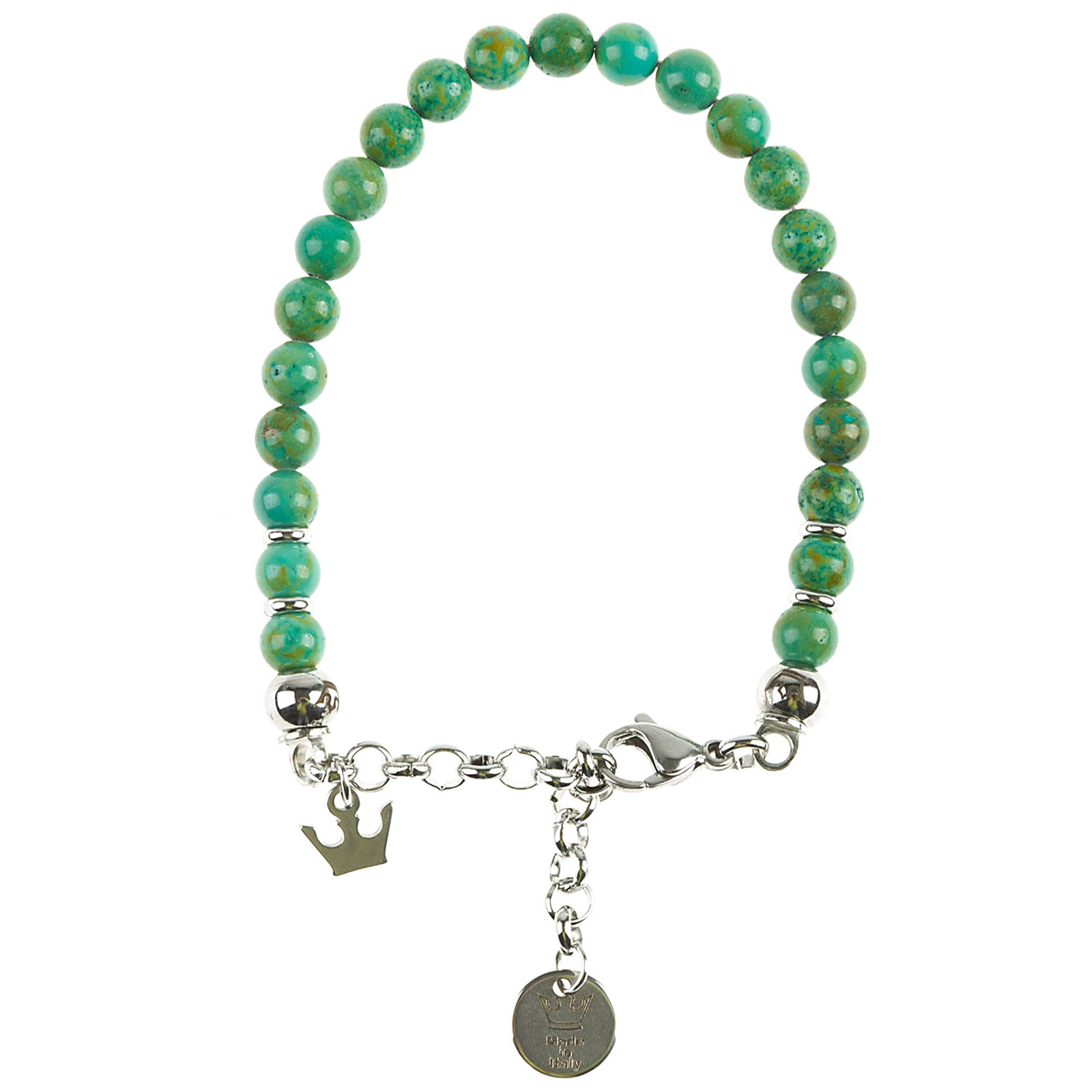 Armband agata verde