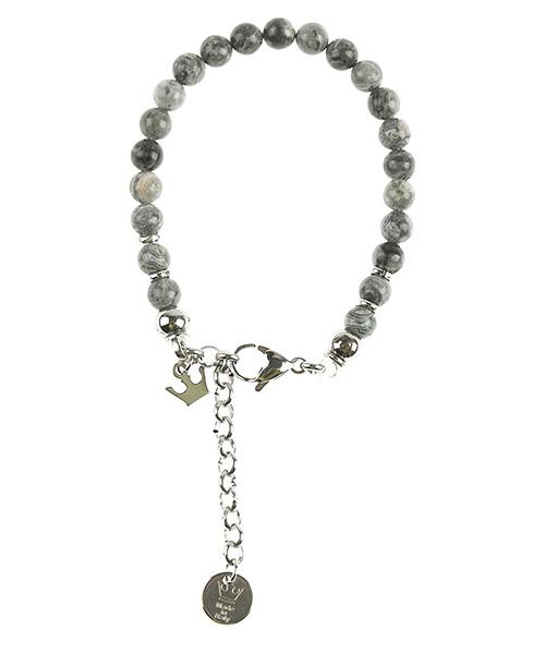 Armband d'Este ER504 grigio