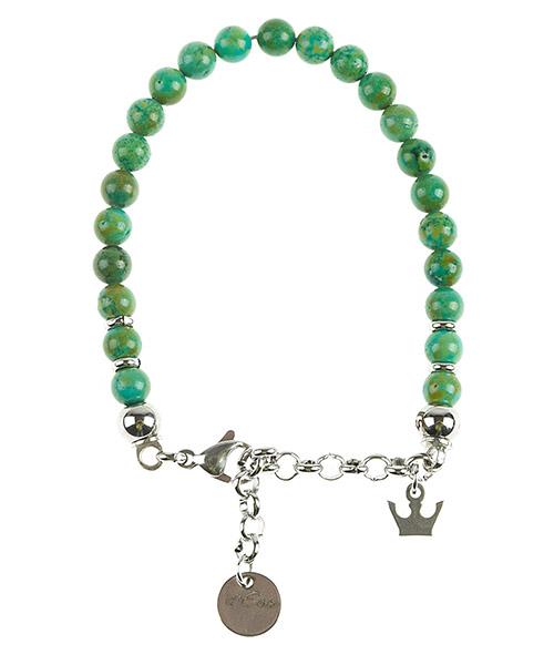 Bracelet agata verde secondary image