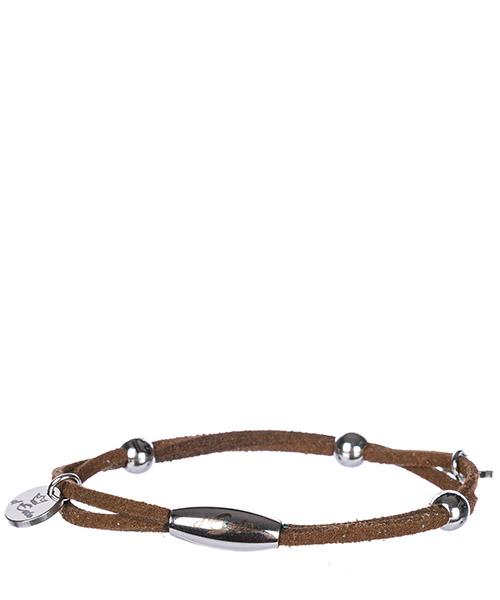 Armband d Este AL004 marrone