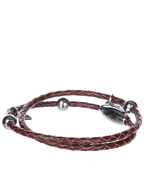 Men's leather bracelet secondary image