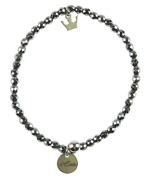 Bracelet d Este 7907 grigio
