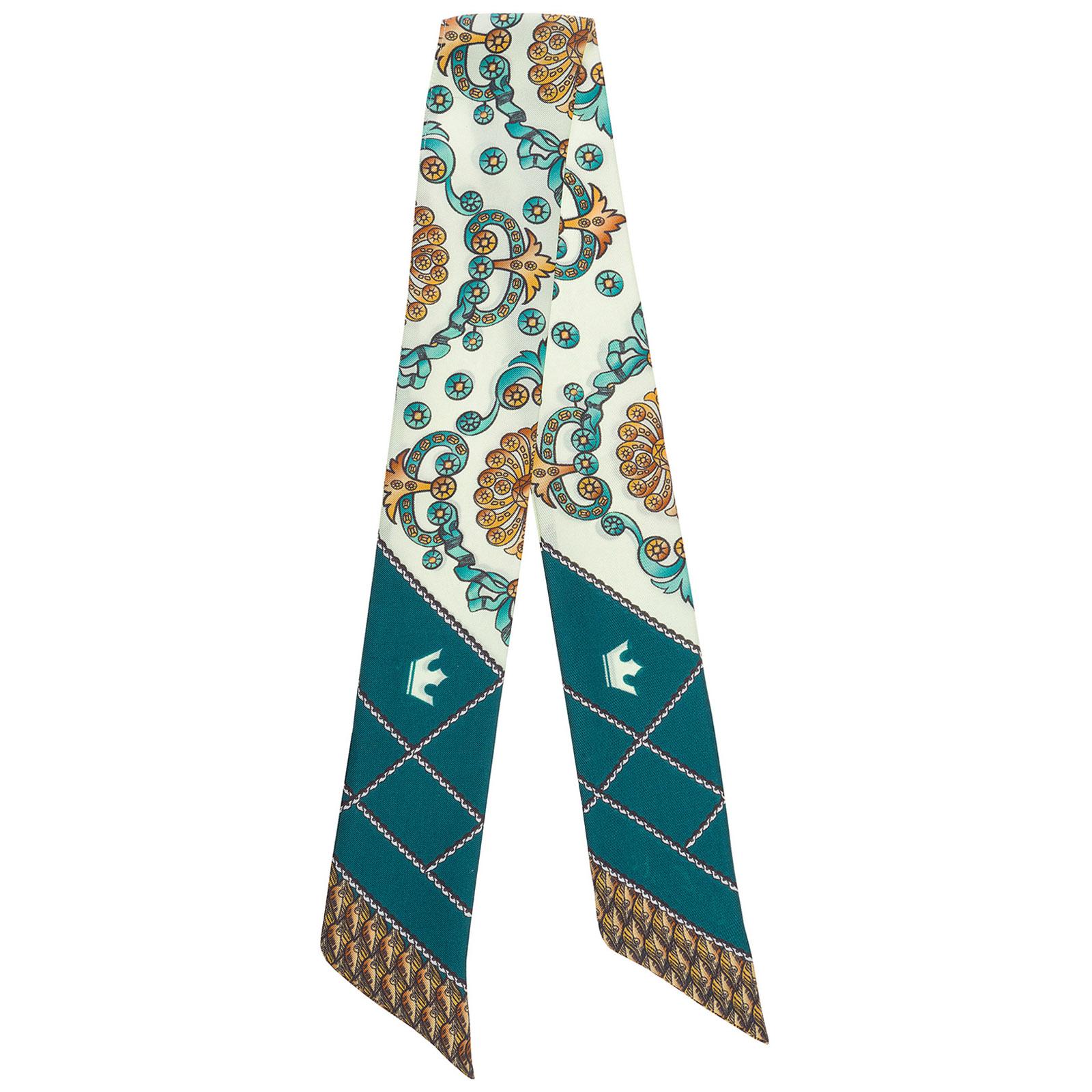 Pañuelos fulares bufanda de mujer en seda twill