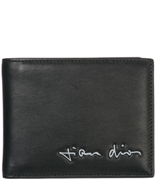 Wallet Dior 2DBBH027VWX 968 nero