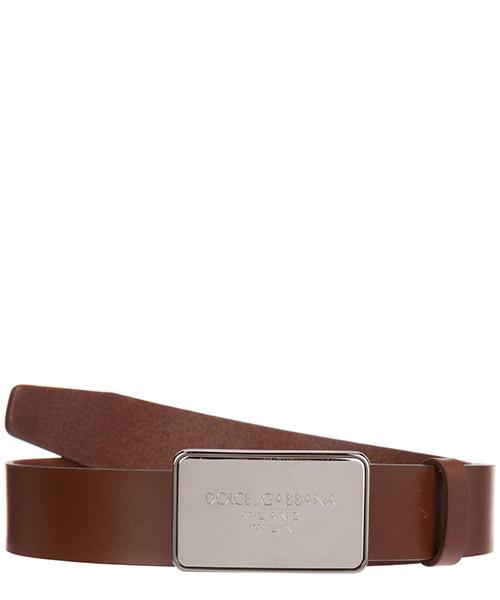 Belt Dolce&Gabbana BC3654AC49380039 marrone