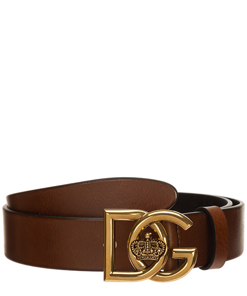 Belt Dolce&Gabbana BC376AV48087295 cioccolato
