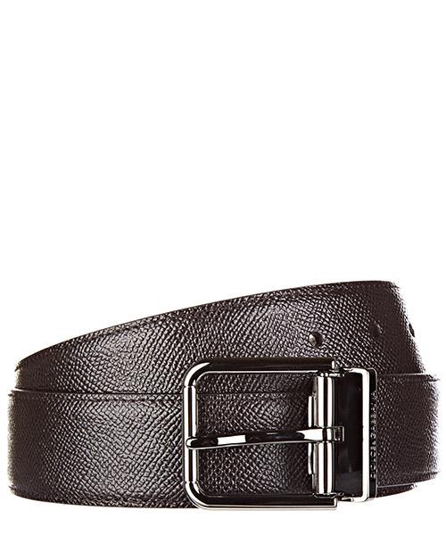 Cinturón Dolce&Gabbana BC4078 A1001 80051 ebano