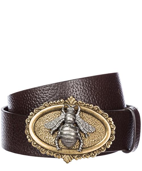 Cinturón Dolce&Gabbana A4 Tiger BC4101AC66180051 ebano