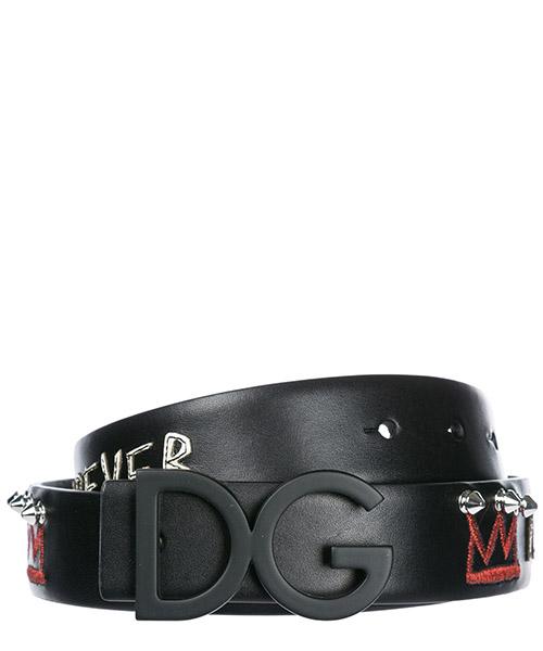 Cinturón Dolce&Gabbana BC4129AI66780999 nero