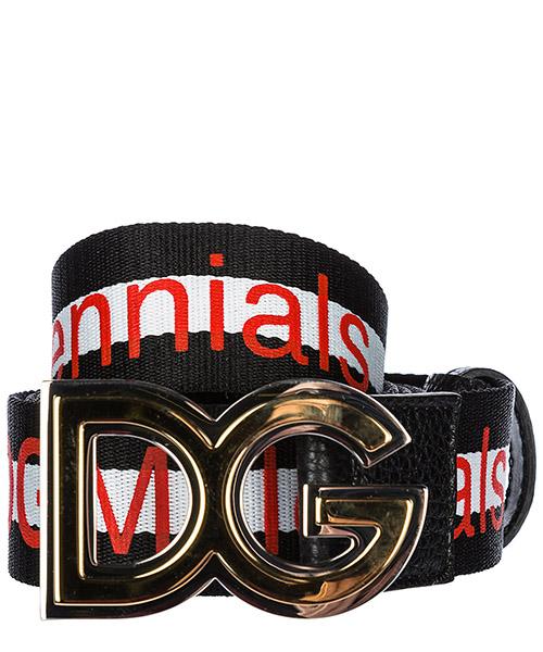 Cinturón Dolce&Gabbana BC4206AH72089690 nero