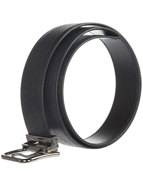 Cintura uomo pelle accorciabile secondary image