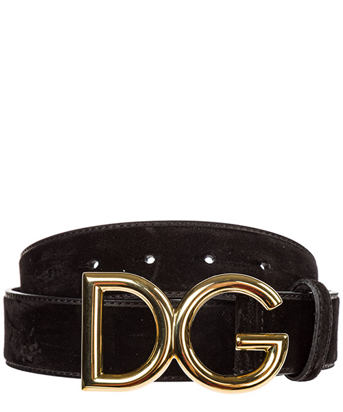 Cintura Dolce&Gabbana Logo BC4247AV4788G939 nero