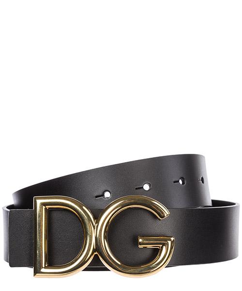 Cintura Dolce&Gabbana Logo BC4248AC4938G929 nero