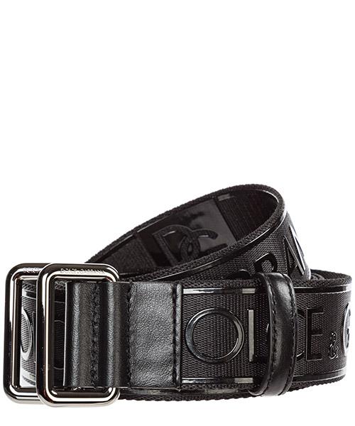 Cintura Dolce&Gabbana Logo BC4267AA6578B956 nero