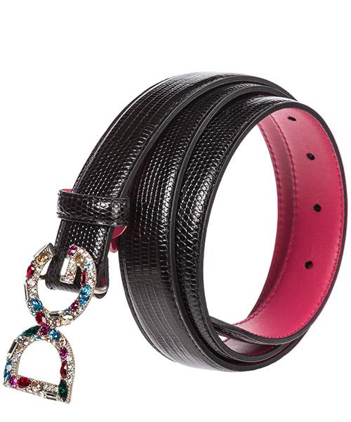 Cintura donna vera pelle  logo secondary image