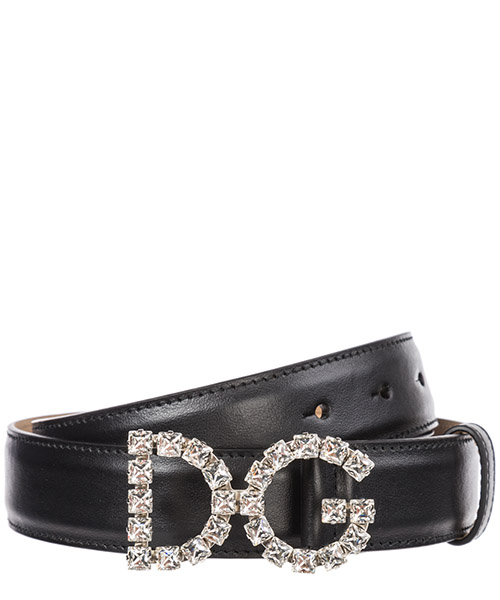 Belt Dolce&Gabbana Logo BE1311AU32580999 nero