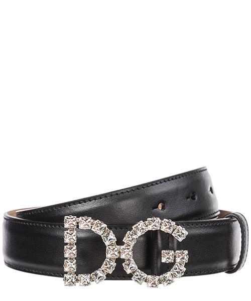 Cintura Dolce&Gabbana Logo BE1311AU32580999 nero