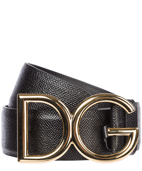 Belt Dolce&Gabbana Logo BE1313A100180999 nero