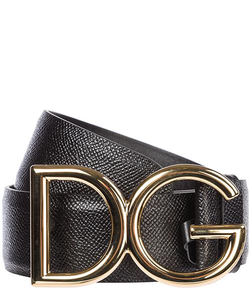 Cintura Dolce&Gabbana Logo BE1313A100180999 nero