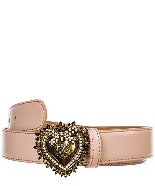 Belt Dolce&Gabbana Cuore devotion BE1315AK86180412 rosa