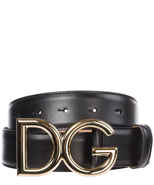 Belt Dolce&Gabbana Logo BE1324AZ8078S070 nero