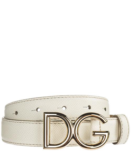 Cintura Dolce&Gabbana BE1325 A1001 80001 bianco
