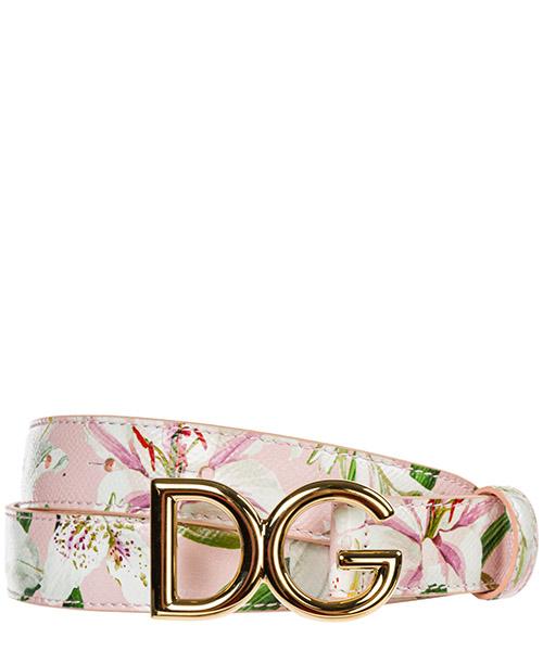 Gürtel Dolce&Gabbana Logo BE1325AA466HFKK8 rosa
