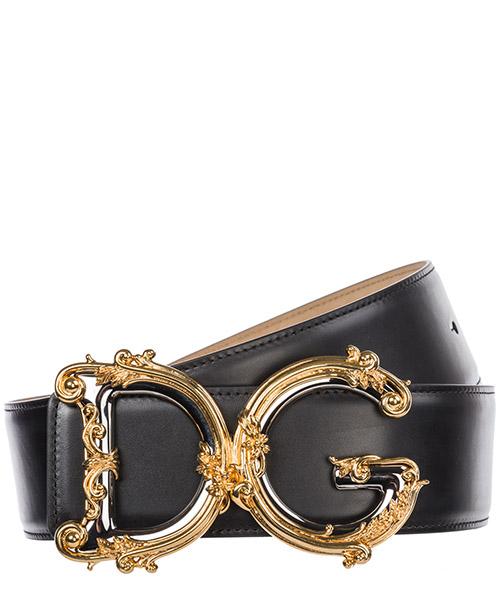 Taillengürtel Dolce&Gabbana BE1336AZ83180999 nero