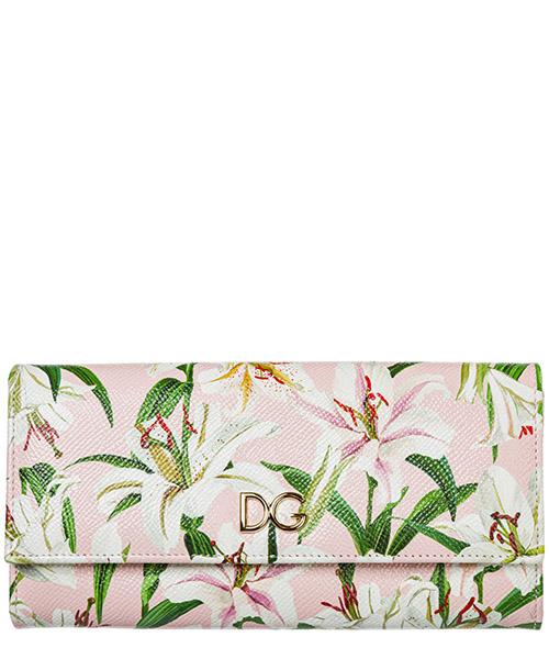 Wallet Dolce&Gabbana BI0087AA201HFKK8 rosa