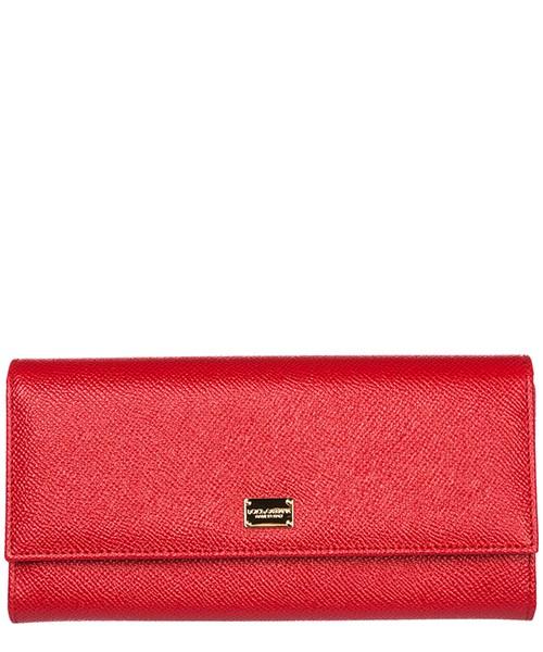 Portafoglio Dolce&Gabbana BI0087B343280315 rosso 2