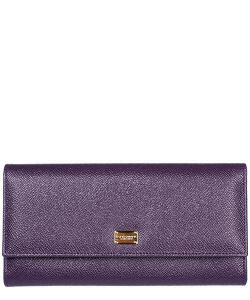Portafoglio Dolce&Gabbana BI0087B343287876 viola brillante