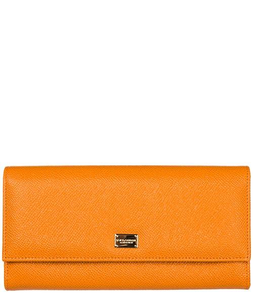 Portafoglio Dolce&Gabbana bi0087b34328h202 zucca