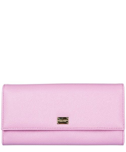 Portafoglio Dolce&Gabbana BI0087B34328H411 rosa