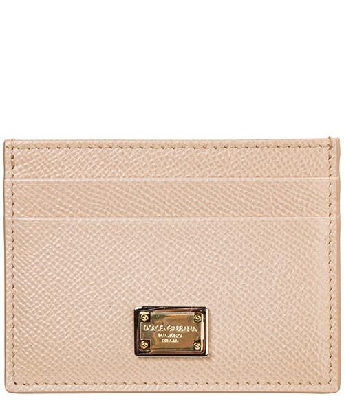Kreditkartenetui Dolce&Gabbana BI0330A100180414 rosa carne