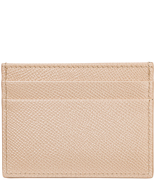 Tarjetero para tarjetas de crédito en piel mujer secondary image