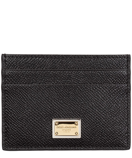 Credit card holder Dolce&Gabbana BI0330A100180999 nero