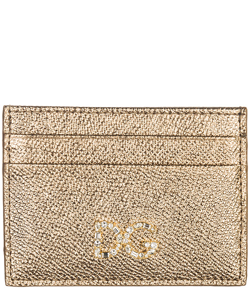 Credit card holder Dolce&Gabbana BI0330AC18487498 oro