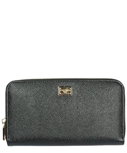 Wallet Dolce&Gabbana Dutch Masters BI0473A100180999 nero