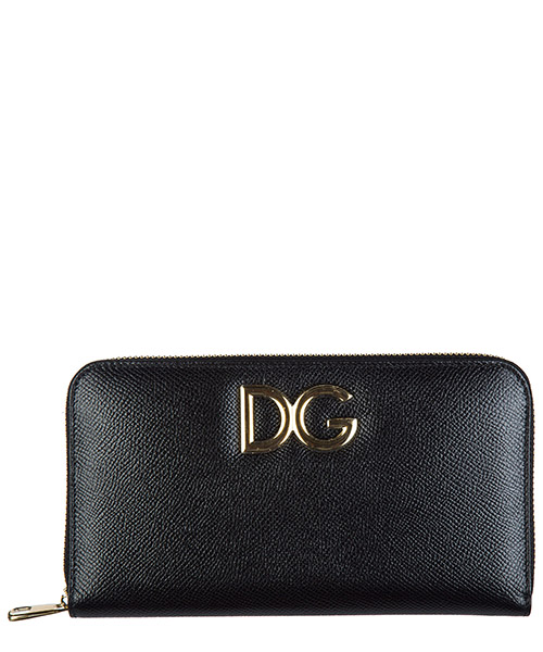 Portafoglio Dolce&Gabbana BI0473AH036HFE10 nero