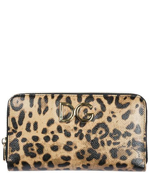 Portafoglio Dolce&Gabbana BI0473AH040HA93M marrone
