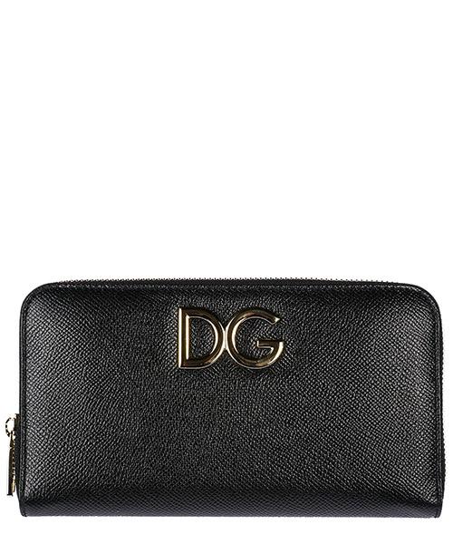 Portafoglio Dolce&Gabbana BI0473AH33880999 nero