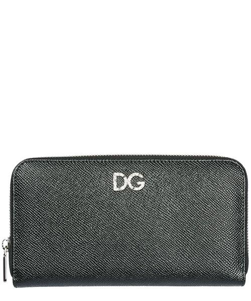 Wallet Dolce&Gabbana BI0473AU77180999 nero
