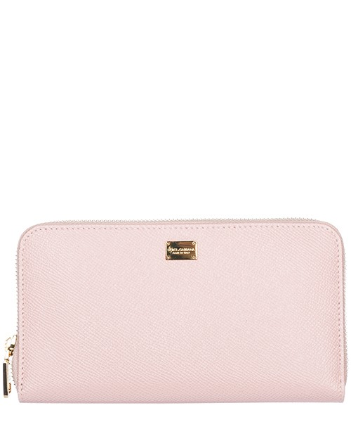 Wallet Dolce&Gabbana BI0473B343280402 cipria