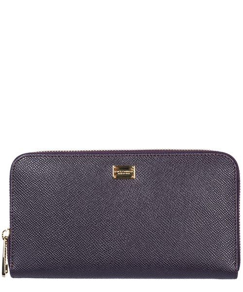 Wallet Dolce&Gabbana BI0473B343286133 viola 5