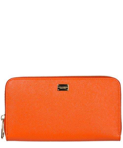 Wallet Dolce&Gabbana BI0473B34328H204 mandarino