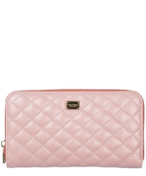 Wallet Dolce&Gabbana BI0473B61508H415 rosa antico
