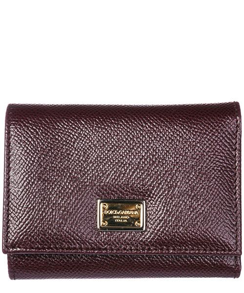 Geldbörse Dolce&Gabbana Continental BI0770A10018H307 vino