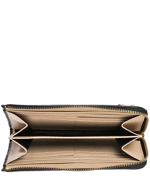 Women's genuine leather wallet credit card secondary image