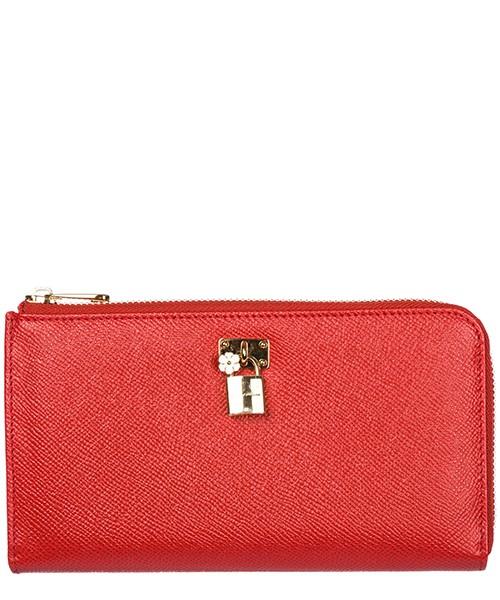 Portafoglio Dolce&Gabbana BI0922AB4728S877 rosso